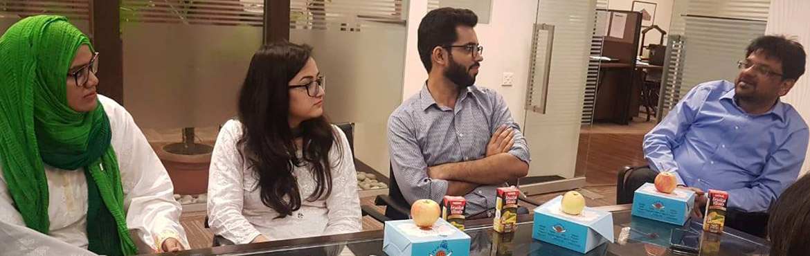 What Does Safe Space Means to Young Fellows of Pakistan Business Council?