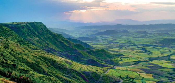 The Federal Democratic Republic of Ethiopia
