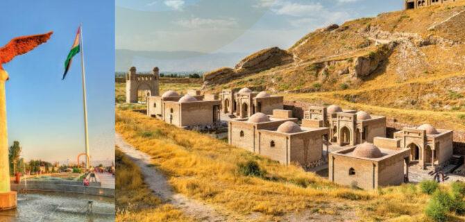 Market Access Series 2021-22: The Republic of Tajikistan